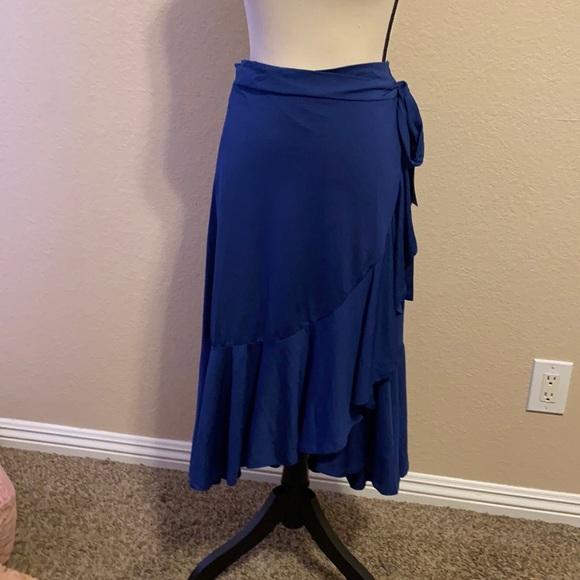 NWT lularoe Bella wrap skirt